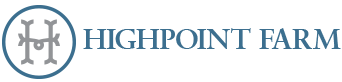 Highpoint Farm, LLC – Tina and Craig Yates Logo